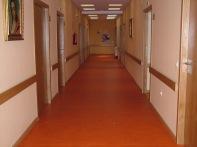 Pasillo Hospitalización 1