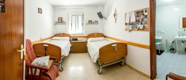 Habitacion doble Panoramica Residencia San Martin de Porres
