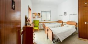 Habitacion doble Residencia San Martin de Porres_laresExtremadura miajadas coMpasion