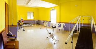 Sala de Rehabilitacion Residencia San Martin de Porres_laresExtremadura miajadas coMpasion