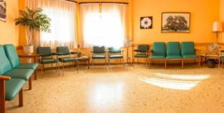 Sala de visitas Residencia San Martin de Porres_laresExtremadura miajadas coMpasion