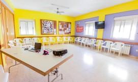 Sala Multiusos Residencia San Martin de Porres_laresExtremadura miajadas coMpasion