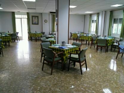 Cáceres Residencia Nuestra Señora del Rosario lareextremadura IMG_20170510_124400