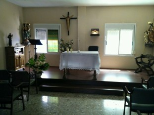 Cáceres Residencia Nuestra Señora del Rosario lareextremadura IMG_20170510_124506