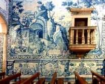 Olivenza Residencia Hospital y Santa Casa de Misericordia laresextremadura Badajoz-Olivenza-azulejos
