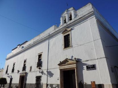 Olivenza Residencia Hospital y Santa Casa de Misericordia laresextremadura capilla-de-la-santa-casa (1)