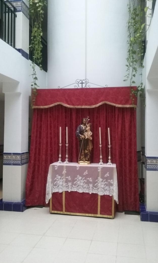 Residencia Casa de la Misericordia San José y Padre Leocadio laresextremadura 20180308_082535